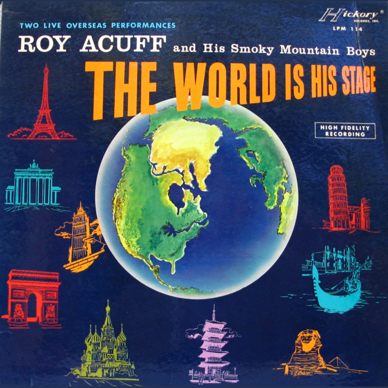 Roy Acuff Sings American Folk Songs - Hand-Clapping Gospel Songs